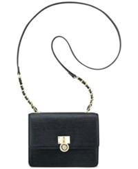 Anne Klein City Dweller Small Crossbody Black