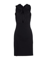 A'biddikkia Short Dresses Black