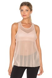 Alo Yoga Lucid Tank Pink