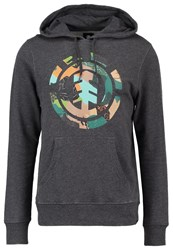 Element Hoodie Charcoal Heather Mottled Anthracite