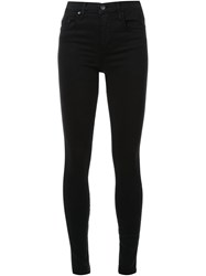 Nobody Denim 'Cult' Skinny Jeans Black