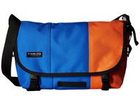 Timbuk2 Classic Messenger Dip Small Pacific Dip Messenger Bags Blue