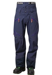Salomon Shadow Gtx Waterproof Trousers Blig Blue X
