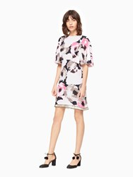 Kate Spade Full Bloom Ari Dress Black