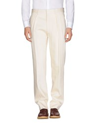 Tom Ford Casual Pants Ivory