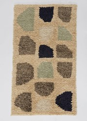 Minna Moon 3' X 5' Rug Grey
