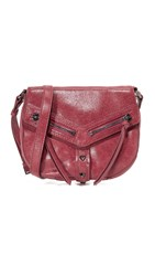 Botkier Trigger Saddle Bag Chili