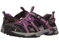 Ahnu Tilden V Bright Plum Women's Shoes Red
