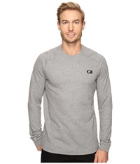Nike Sportswear Modern Crew Carbon Heather Men's Long Sleeve Pullover Gray