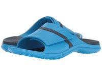 Crocs Modi Sport Slide Ocean Navy Slide Shoes Blue