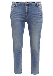 Teddy Smith Palm Relaxed Fit Jeans Blue Denim