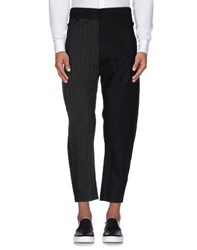Ann Demeulemeester Trousers Casual Trousers Men Black