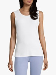 Betty Barclay Fine Ribbed Vest Offwhite