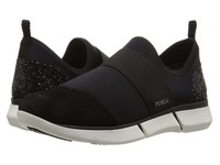 Furla Mania Sneaker Onyx Women's Slip On Shoes Black
