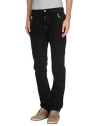 Versace Jeans Couture Casual Pants Black