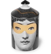Fornasetti Golden Burlesque Scented Candle 300G Colorless