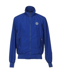 North Sails Jackets Blue