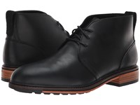 Bostonian Costigan Mid Wp Black Leather Shoes