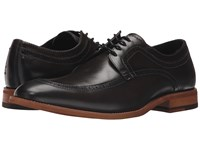 Stacy Adams Dwight Moc Toe Oxford Dark Gray Men's Lace Up Moc Toe Shoes
