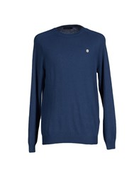 Antony Morato Knitwear Jumpers Men Dark Blue
