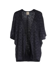 Attic And Barn Attic And Barn Knitwear Cardigans Women Dark Blue