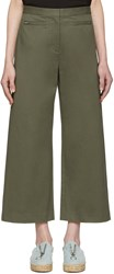 Alexander Wang T By Green High Waisted Culottes