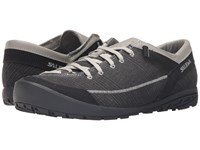 Salewa Alpine Road Black Grey Men's Shoes