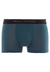 Marc O'polo Shorts Jeans Mottled Blue