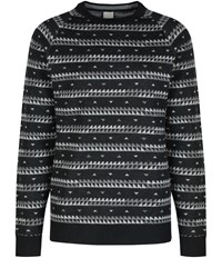 Bench Fastalker Slim Crew Neck Knit Jet Black