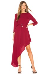 Donna Mizani Iva Dress Wine