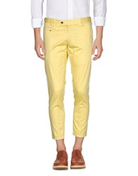 Messagerie 3 4 Length Shorts Yellow