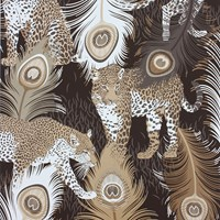 Matthew Williamson Leopardo Wallpaper W6805 02