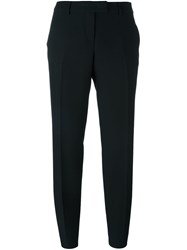 Fendi Cigarette Trousers Black