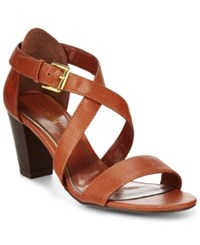American Living London Sandals A Macy's Exclusive Style Tan