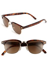 Women's A.J. Morgan 52Mm 'Soho' Sunglasses Tortoise