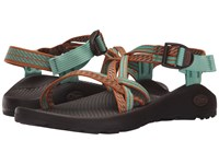 Chaco Zx 1 Classic Adobe Clan Women's Sandals Brown