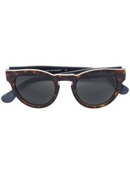 Westward Leaning Voyager 30 Tortoise Shell Sunglasses Acetate Brown