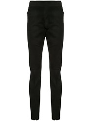 Isaac Sellam Experience Classic Slim Fit Trousers Black