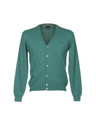 Henry Cotton's Cardigans Green