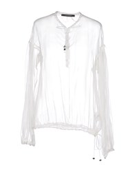 Messagerie Shirts Blouses Women Ivory