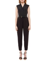 Ted Baker Natoly Casual Collared Jumpsuit