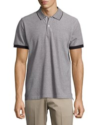 Brooks Brothers Short Sleeved Knit Polo Shirt Navy
