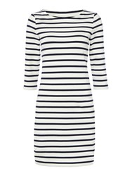 Gant Sailor Jersey Dress White