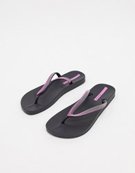 Ipanema Anatomica Lovely 21 Flip Flop Sandal In Black