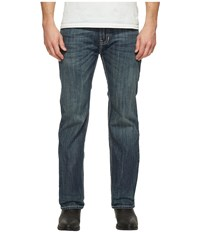 Rock And Roll Cowboy Pistol Straight Leg In Dark Wash M1p1453 Dark Wash Men's Jeans Navy