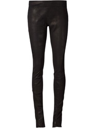 Isaac Sellam Experience Skinny Trousers Black