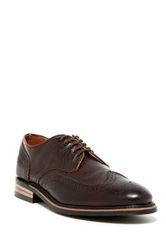 Walk Over Eliot Gartes Leather Oxford Brown