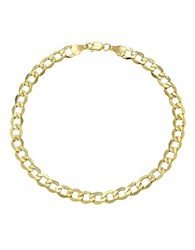 Lord And Taylor 14K Yellow Gold Mens Bracelet