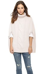 L'agence Pullover Cape Ivory