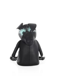 Kendall Kylie Normie Dog Backpack Black